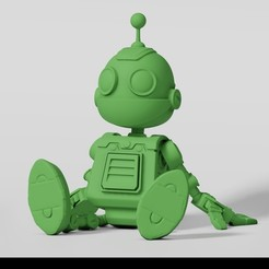 Clank.jpg Download STL file Clank • Design to 3D print, Sayvision