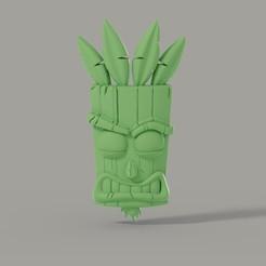 Descargar modelos 3D gratis Aku Aku, Sayvision