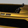 Download STL file Mandalorian Speeder 'latest model' for Vintage Astromech, mrteal