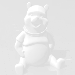 Download free STL file WINNIE THE POOH • 3D printing object, Palacios99