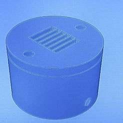 IMG_20201108_150813.jpg Télécharger fichier STL gratuit Boîte DHT11 avec couvercle • Design pour impression 3D, Baireid