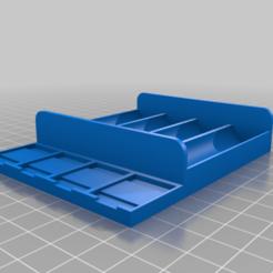 18650_charger_stl.png Télécharger fichier STL gratuit Chargeur de batterie 18650 • Objet imprimable en 3D, Baireid