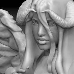 Download free 3D printing models Albedo from Overlod, Lightbringeroth