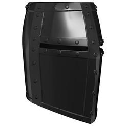 Descargar modelos 3D Para Casco Honor Warden Llevable Imprimible.STL File, ShepherdCreations
