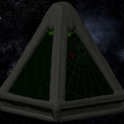 Descargar archivo 3D Sith Wayfinder, Star Wars, Rise of Skywalker 3d archivo .stl imprimible, ShepherdCreations