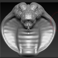 KOBRAR.JPG Télécharger fichier STL gratuit s'est déroulé sur • Objet imprimable en 3D, manhi9000
