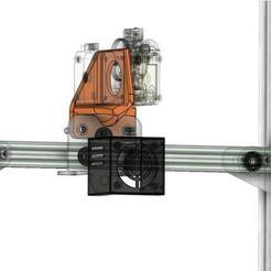 Titan_Mount_v3.jpg Télécharger fichier STL gratuit Ender 3 CR10 Direct Drive Mount pour l'extrudeuse Titan • Design imprimable en 3D, tomykijima