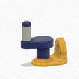 Descargar archivo 3D gratis Ender3 Eje Z - Perilla simple, tomykijima