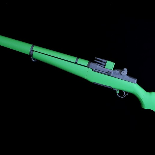 Download STL file M1 Garand • 3D printing design, zvc0430
