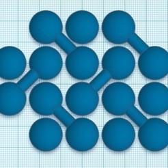 Télécharger fichier 3D gratuit Logo PPGCIN, renefgj