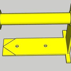 Download free 3D printing models Toilet Paper Holder -2, vodvol