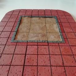 Download free 3D printer designs OpenForge Cut Stone Arena, agroeningen