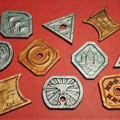 f73c3d5b-b1fb-4902-ac30-687af8e0ba87.jpg Download free STL file Coins 5e - Dungeons & Dragons multiple versions • 3D printing design, agroeningen
