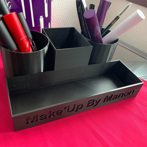 Download free 3D printer designs Make-up box, Ultipression3D