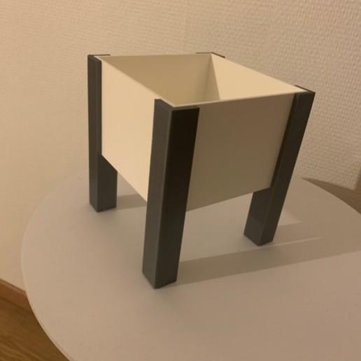 Download free STL file Design plant pot • 3D printable design, Ultipression3D