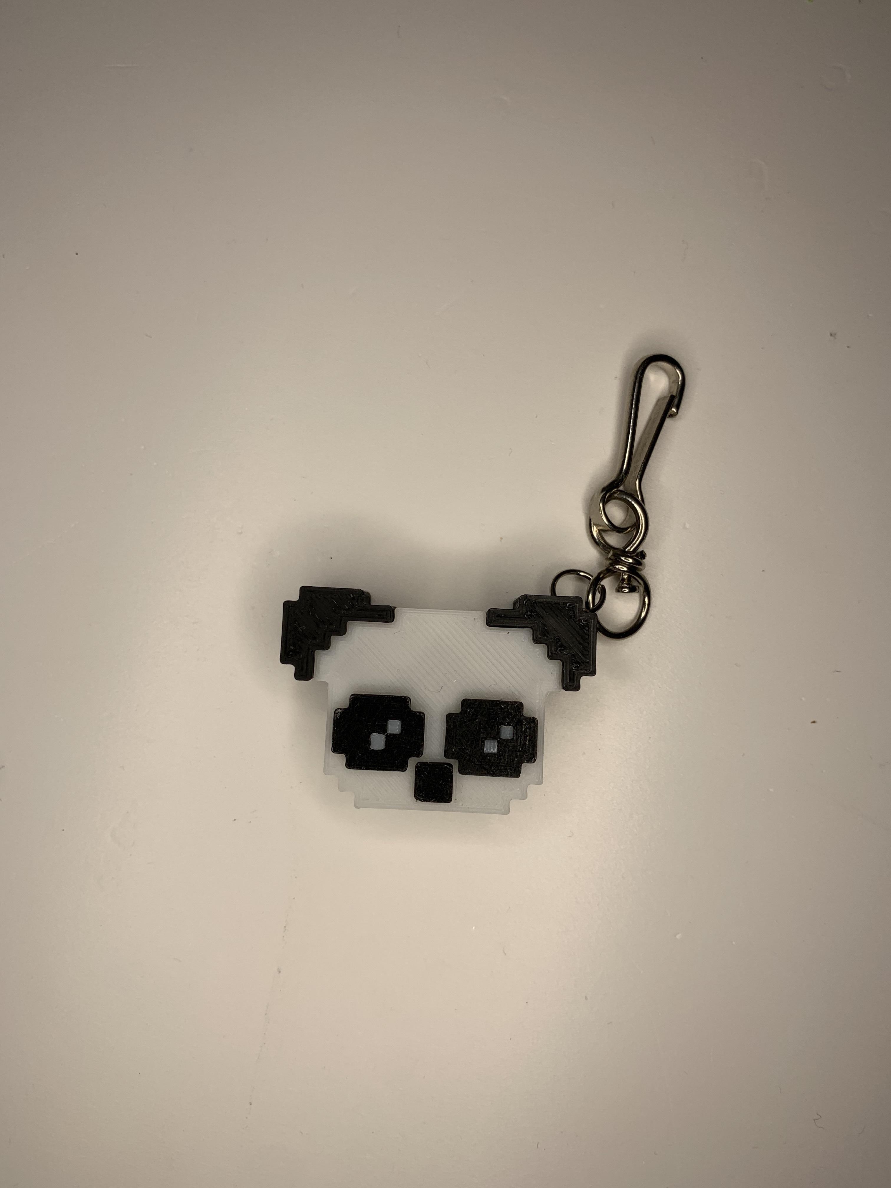 ECBA3599-6F42-4E56-A96E-7303F01A988A.jpeg Download OBJ file Panda & Keychains • 3D printable template, Ultipression3D