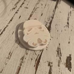 Descargar modelos 3D gratis Llavero del Stormtrooper, Ultipression3D