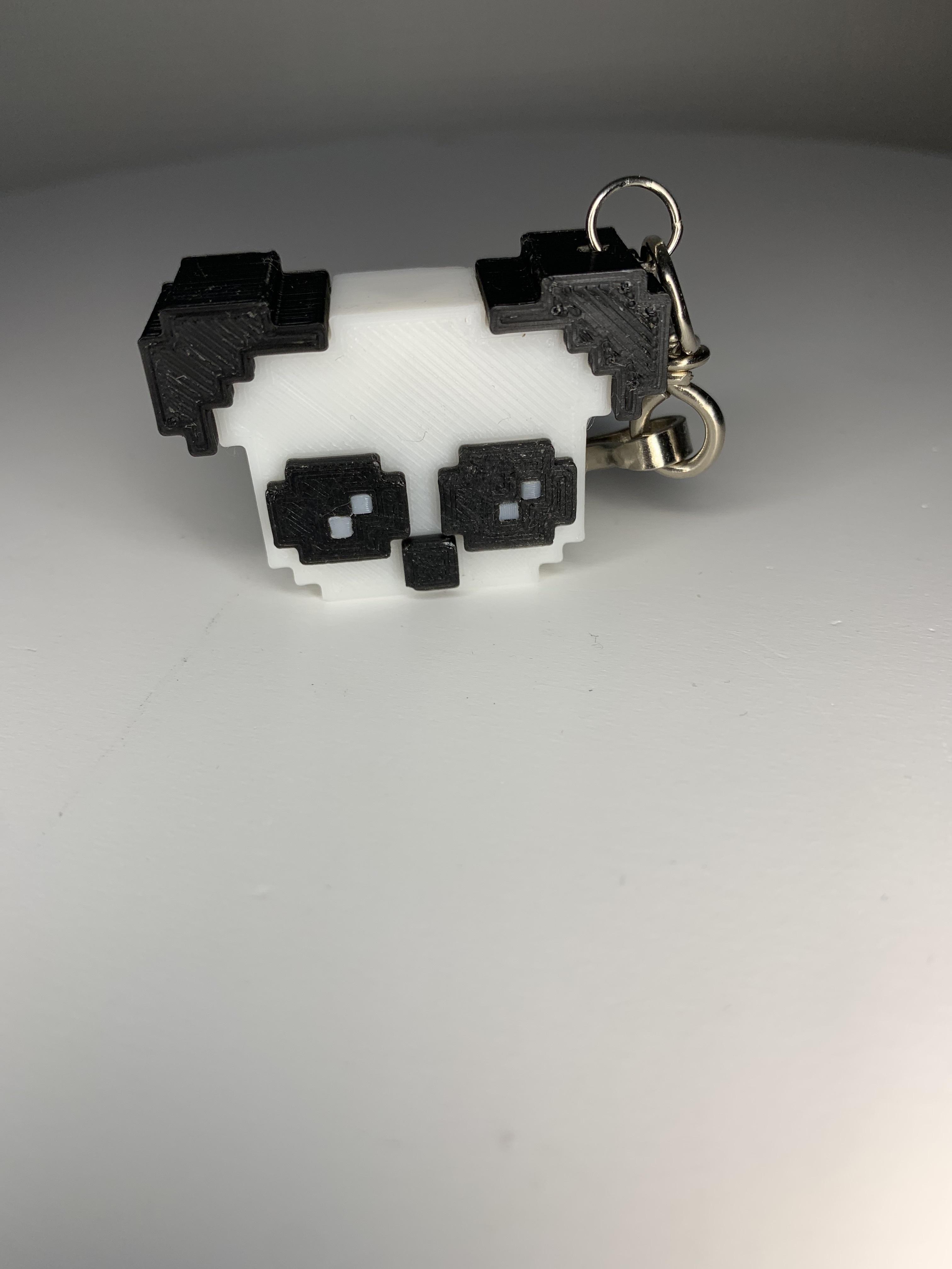 A0275841-59FC-4376-B047-F83FE009B237.jpeg Download OBJ file Panda & Keychains • 3D printable template, Ultipression3D