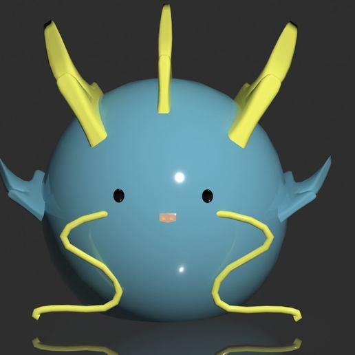 Telecharger Fichier Stl Dragon Kawaii Modele Pour Imprimante 3d Cults