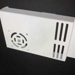 Download free 3D printer designs fan power supply ender 3 pro, tonyboudet