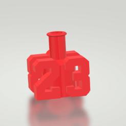 23.png Télécharger fichier STL BUSE 23 JORDANIE • Modèle pour impression 3D, 3DJUMP