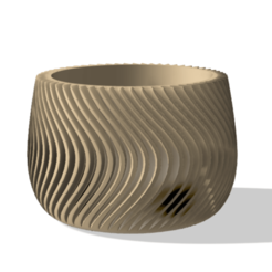 Download free STL file Planter • 3D printer design, re3D