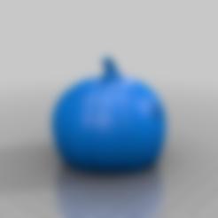 re3d_pumpkin.stl Download free STL file GigaPumpkin • 3D printer object, re3D