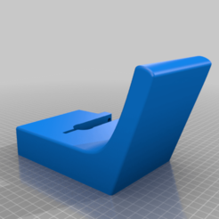 Download free 3D printing models Handless door opener for cylindrical pull handles, re3D