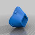 Download free 3D printer model FlexFit Face Mask (No support), re3D