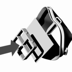 Impresiones 3D gratis Máscara facial FlexFit, re3D