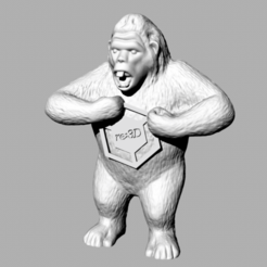 Screen_Shot_2019-10-14_at_3.29.21_PM.png Download free STL file Gigi the Gorilla • 3D printable model, re3D