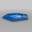 Download free STL file re:3D infill display • 3D printing template, re3D