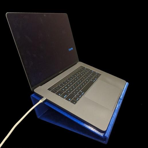 Descargar diseños 3D gratis Soporte para el portátil, re3D