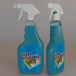 1.jpg Download STL file Cleaner Spray • 3D printing object, illusioncreators1979