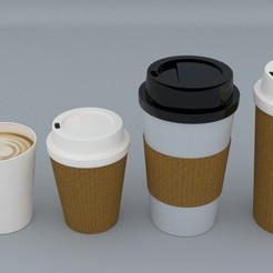 1.jpg Télécharger fichier STL Tasse à café • Plan pour imprimante 3D, illusioncreators1979