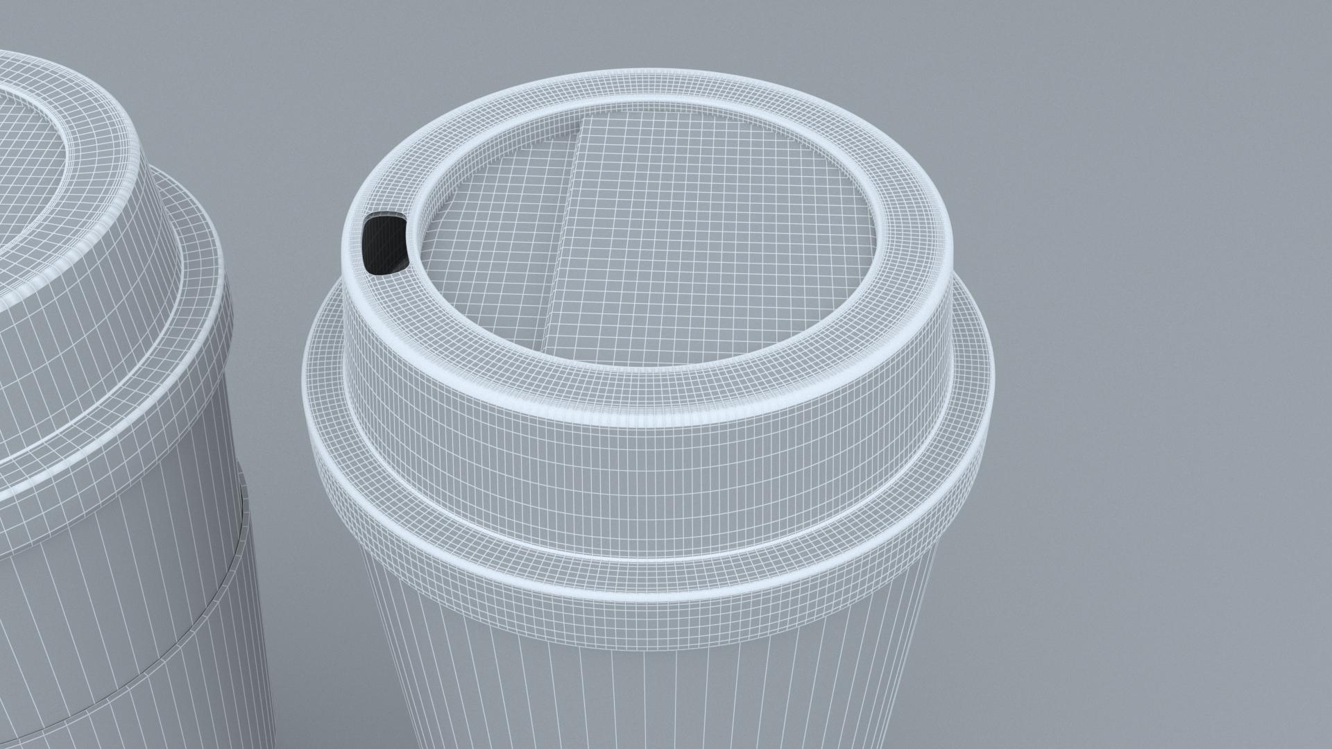 12.jpg Download STL file Coffee Cup • 3D printing template, illusioncreators1979