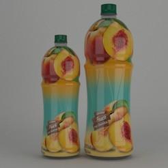 1.jpg Download STL file Juice Bottle • 3D printer design, illusioncreators1979