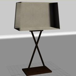 Descargar modelo 3D Lámpara de mesa, illusioncreators1979