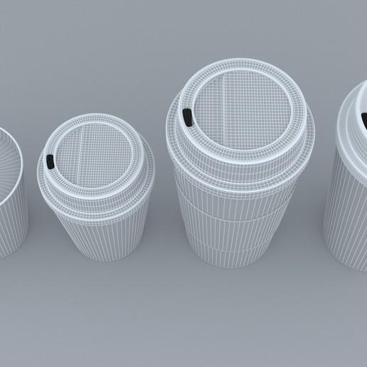 10.jpg Download STL file Coffee Cup • 3D printing template, illusioncreators1979