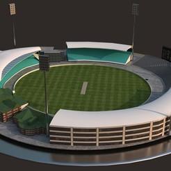 1.jpg Download STL file Sydney Stadium • 3D print object, illusioncreators1979