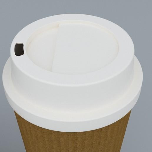 6.jpg Download STL file Coffee Cup • 3D printing template, illusioncreators1979