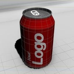 Télécharger fichier 3D Boite de boisson froide, illusioncreators1979