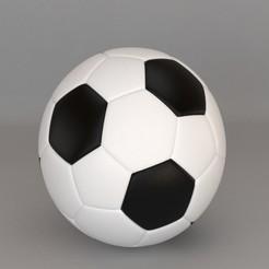1.jpg Download STL file Football • Object to 3D print, illusioncreators1979