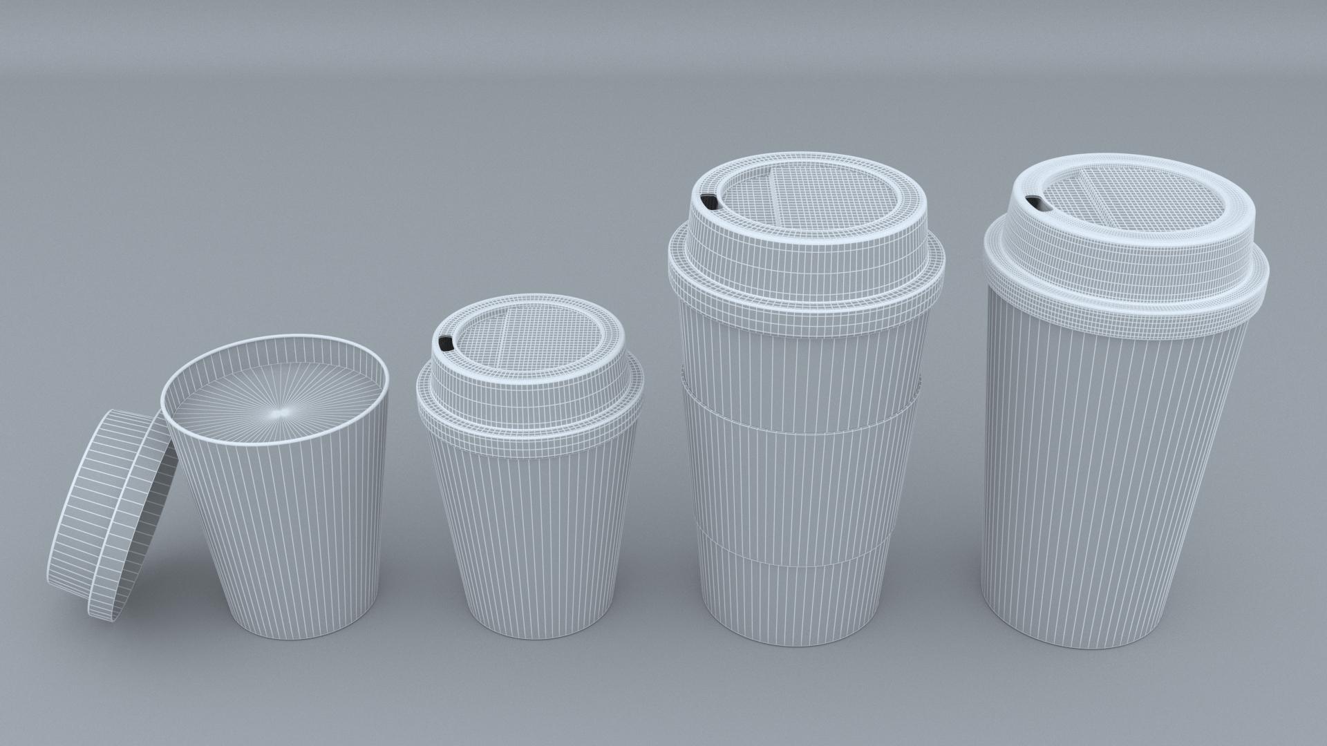 8.jpg Download STL file Coffee Cup • 3D printing template, illusioncreators1979