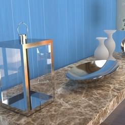 6.jpg Télécharger fichier STL Métal de table et accessoires • Plan pour impression 3D, illusioncreators1979