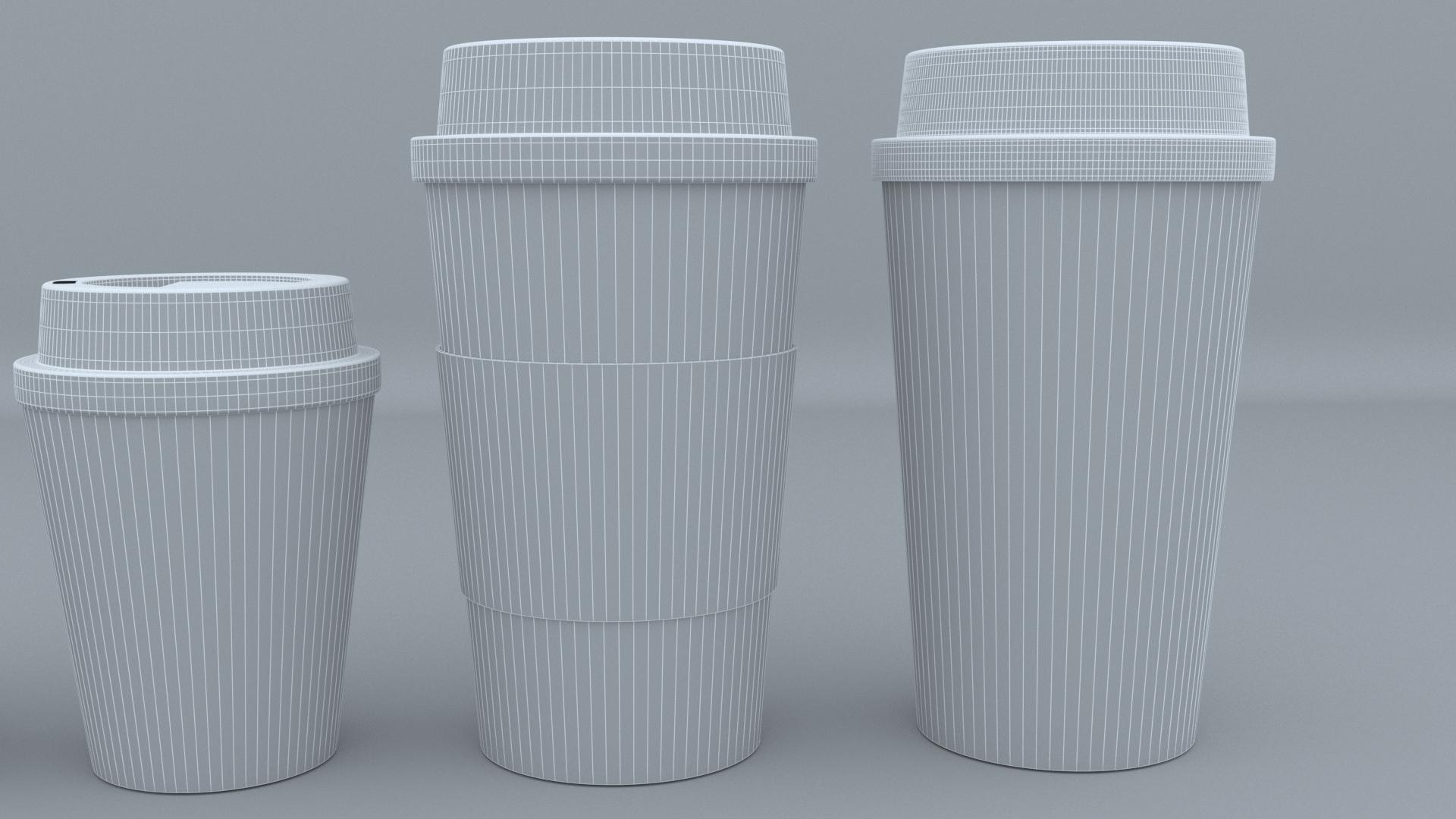 13.jpg Download STL file Coffee Cup • 3D printing template, illusioncreators1979