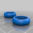 Download free STL file Lego city compatible motorbike racing tires • Object to 3D print, da_syggy