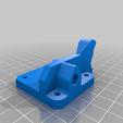 Télécharger objet 3D gratuit Extrudeuse de filaments souples avec support de câble pour CR10, CR10 Mini, Ender 3, da_syggy