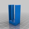 Télécharger fichier STL gratuit Porte-spatule magnétique pour le profil 2020 (par exemple Ender 3), da_syggy