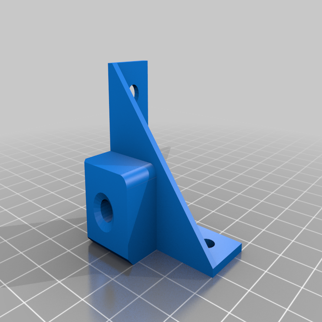Besta_magnetic_Hifi_Cover_corner_bracket.png Download free STL file magetic HiFi cabinet cover (for IKEA Besta, but can fit others too) • 3D printer template, da_syggy